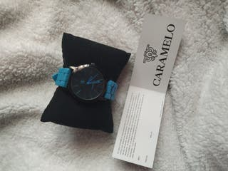Reloj Unisex Caramelo