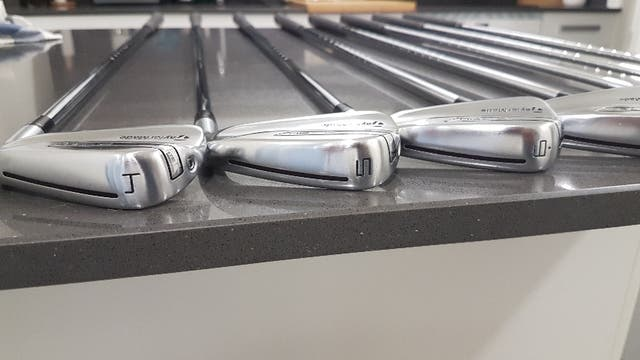 Taylor Made 790 forged golf