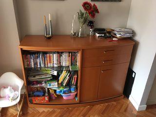 Conjunto muebles salón.