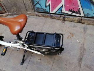 bicicleta eléctrica megamo