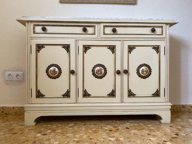 Mueble cómoda entrada 1,20x0,80x0,30
