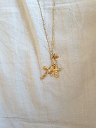 Colgante Cruces María Pascual