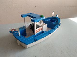 Playmobil barco pesquero Ariane