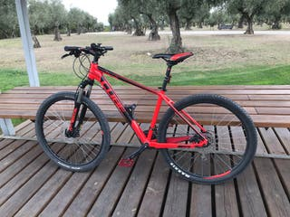 Bicicleta cube impecable