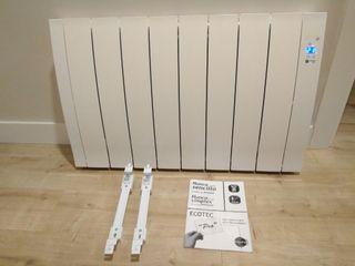 Radiador eléctrico bajo consumo (Ecotec Pro 1250w)