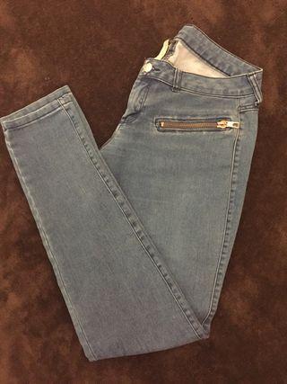 Pantalon jeans Mango