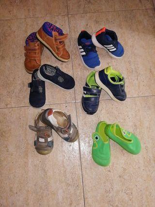 zapatos niño 24