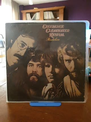DISCO VINILO CREEDENCE CLEARWATER REVIVAL PENDULUM