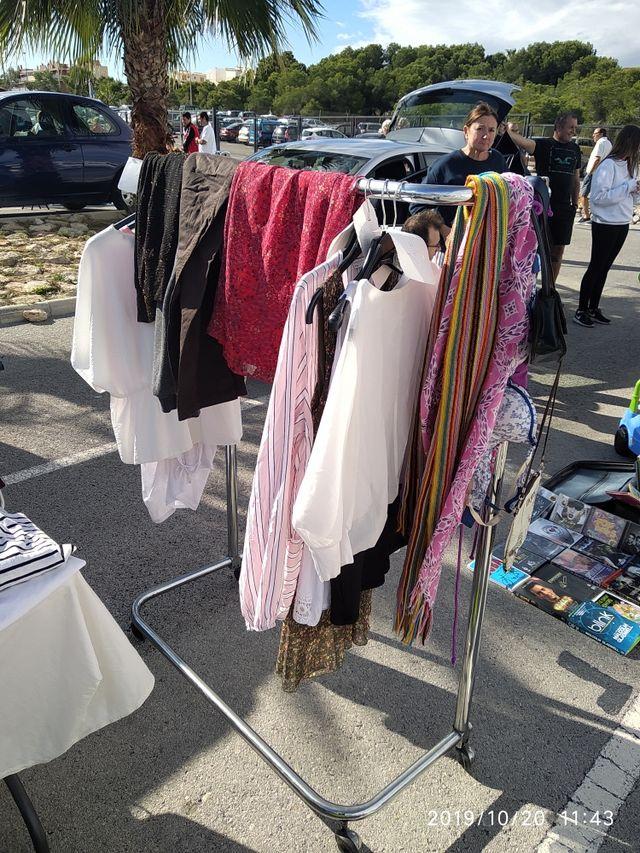 Burro/perchero ropa