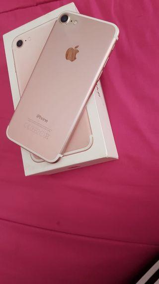 Vendo iPhone 7 ,32GB pantalla rota