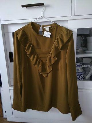 Camisa Nueva de mujer H&M talla 42
