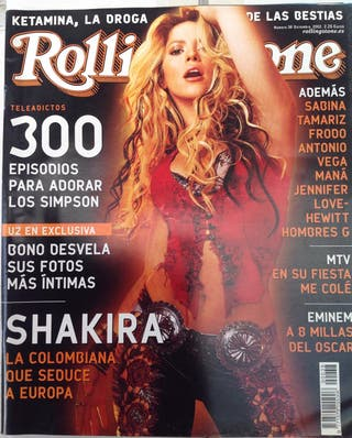 Revista ROLLING STONE, nº38