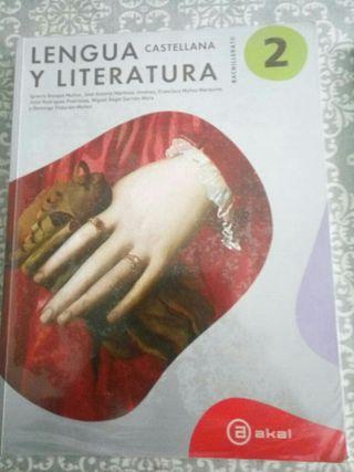 LENGUA Y LITERATURA 2 BACHILLERATO AKAI
