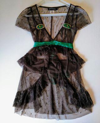 Blusa transparente, Marca Antik Batik