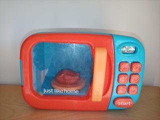 Microondas juguete