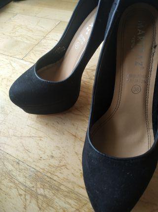 zapatos de tacon marypaz