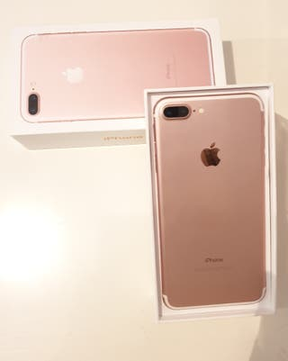 iphone 7 plus 256 GB Rose
