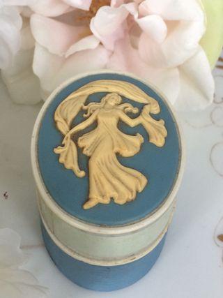 Avon colección antigua caja crema Moonwind
