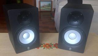 Monitores de estudio Yamaha HS50