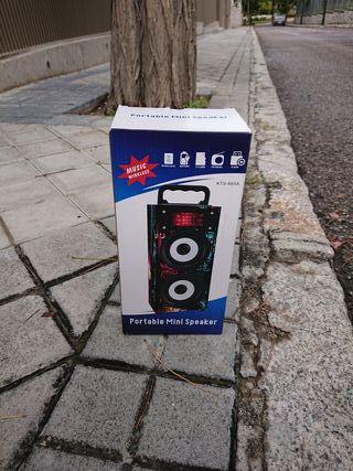 Altavoz/Speaker Portable KTS-669A