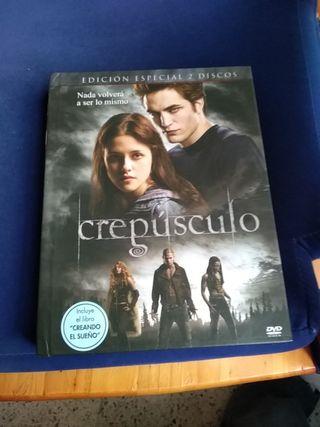 """película """"crepúsculo"""" ed.especial"""