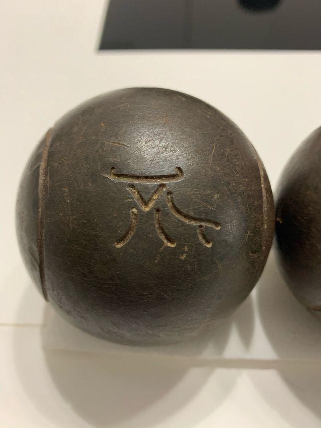 Bolas toro 73 y 700 carbono blandas nuevas