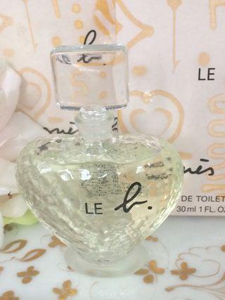 Colección perfume Le B de Agnes B
