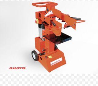 Astilladora vertical 8T