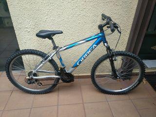 """Bicicleta de montaña Orbea 26"""""""