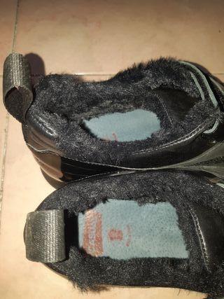 zapatillas sin uso