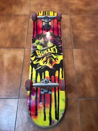 Skate bullet