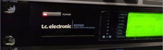t.c. electronic M2000 Procesador dual de efectos