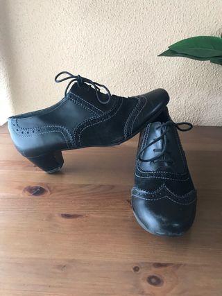 Zapato Oxford piel mujer Gianni Zenna 39