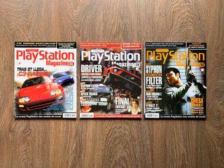 Pack revistas PlayStation Magazine