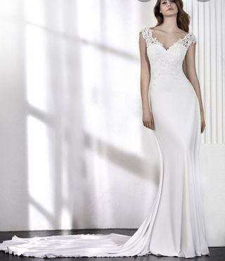 Vestido novia Larisa