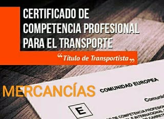 CESIÓN-ALQUILER TÍTULO TRANSPORTISTA (MERCANCÍAS)
