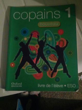 libro de francés 1° ESO