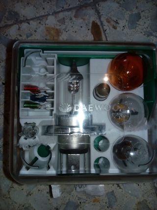 Caja de luces y fusibles Daewoo Kalos