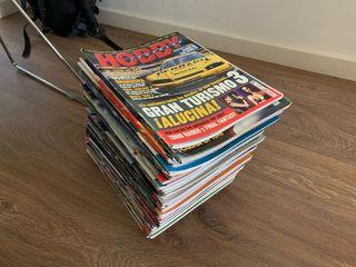 Lote de 42 revistas Hobby Consolas