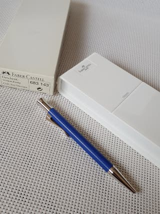 Boligrafo Faber Castell Azul
