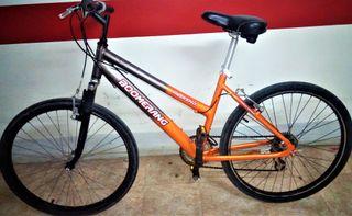 bicicleta de aluminio BOOMERANG
