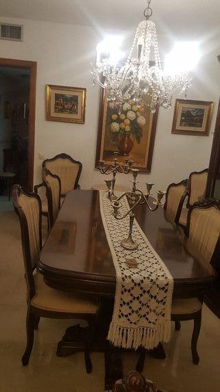Muebles de salón clásicis