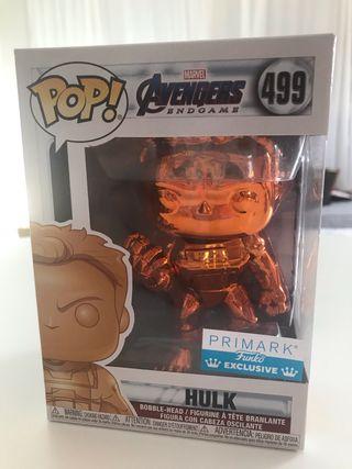 Funko Hulk Primark - Avengers Endgame