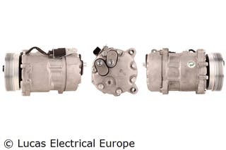 compresor aire acondicionado 1J0820803J
