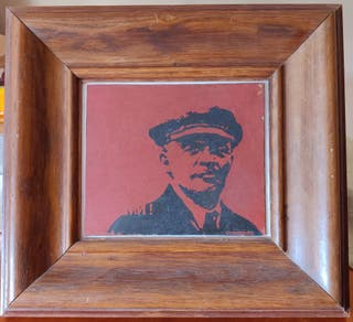 Cuadro Lenin