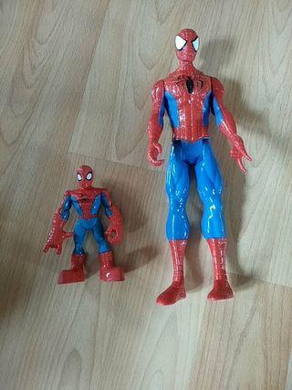 Spiderman (2 muñecos)