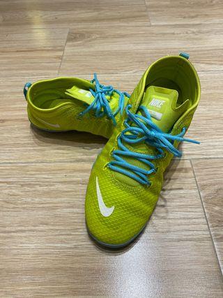 Zapatillas Nike free 1.0 auténtica