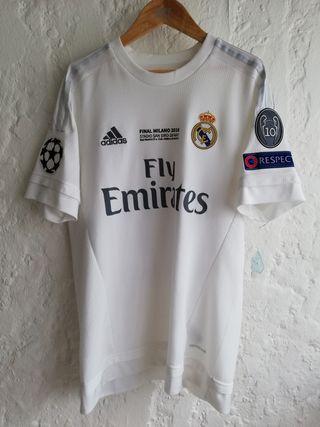 Camiseta Real Madrid Final UCL 2016
