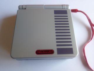 Nintendo gameboy advance sp nes classic edition