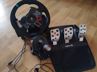 Volante Logitech G29 para PS4 PS3 incluye pedales.